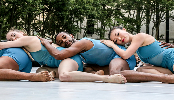 SummerStage 2016 in concert with Complexions Contemporary Ballet