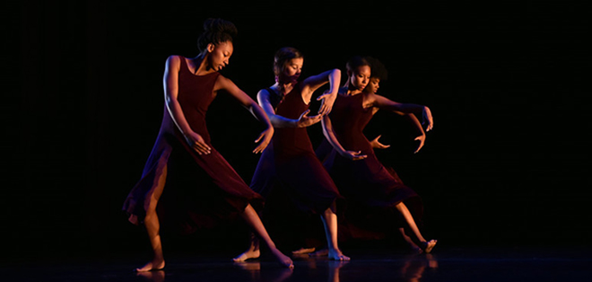 NJPAC Arts Education - Dorfman Technique and the Creative Process for Advanced Dancers