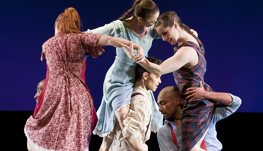 """The Legacy Project: A Dance of Hope"" at Monmouth University"