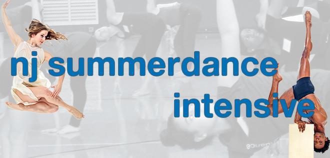 NJ SummerDance Intensive