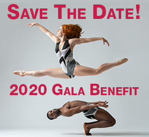 Save The Date - 2020 Gala Benefit