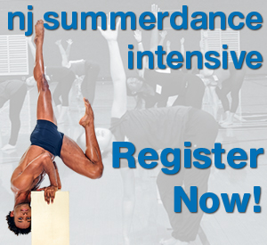 NJ SummerDance Intensive - Register Now