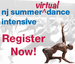 NJ Summer (Virtual) Dance - Register Now!