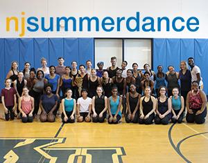 NJ SummerDance group photo