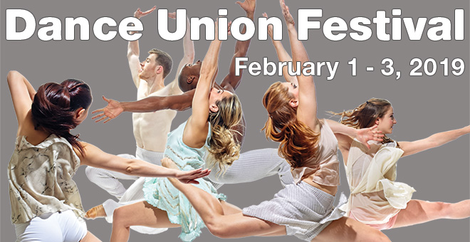 Dance Union Festival - Master Classes