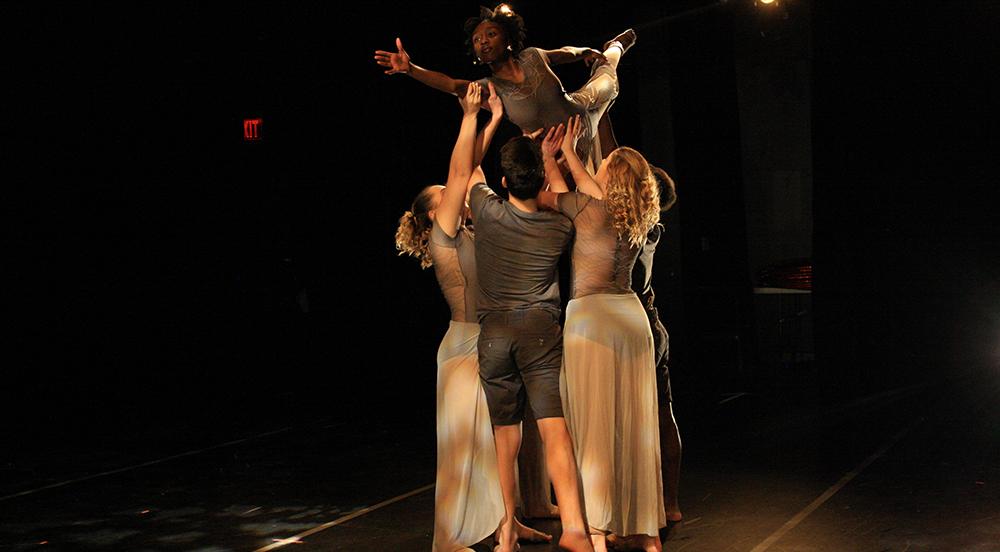 Dance Union performance