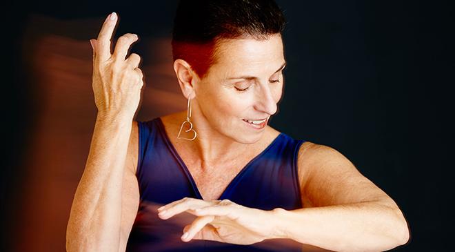 NJPAC Arts Education - Master Class with Carolyn Dorfman
