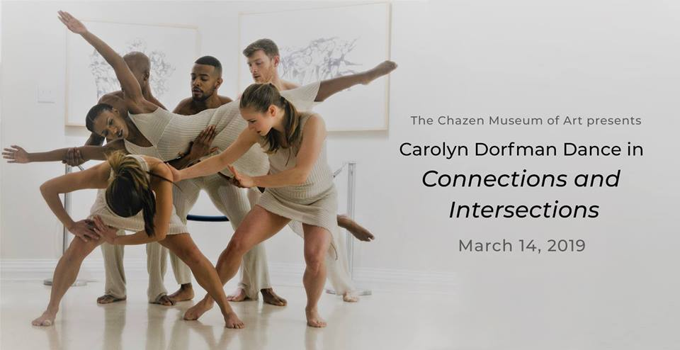 Carolyn Dorfman Dance in Connections and Intersections