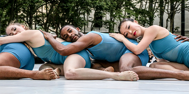 NJPAC Presents Dance in your Community: Audible in the Park