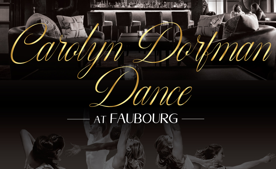 Fundraising Event at Faubourg