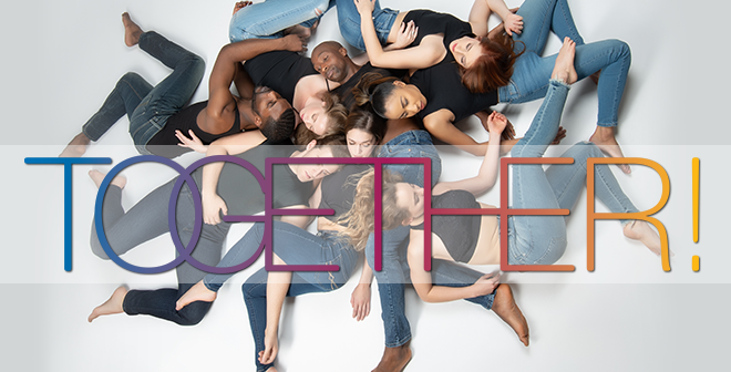 TOGETHER! SPOTLIGHT - FREE Dance Technique via ZOOM (Various Genres)