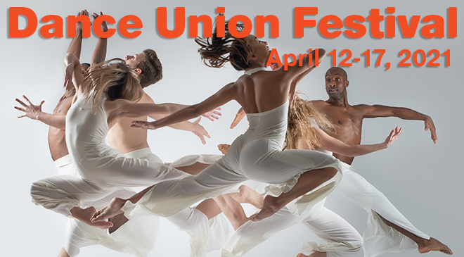 Dance Union Festival: Intermediate Level Masterclass for Middle and High Schools