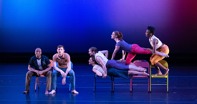 "Preview of ""PURE PRIMA"" at Ocean County College"